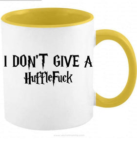 Harry Potter Adult Mug | Yellow Humor Mug