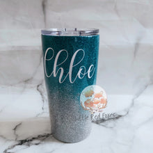 Your design here travel coffee tumbler