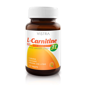Vistra L-Carnitine plus 3L (30 capsules)