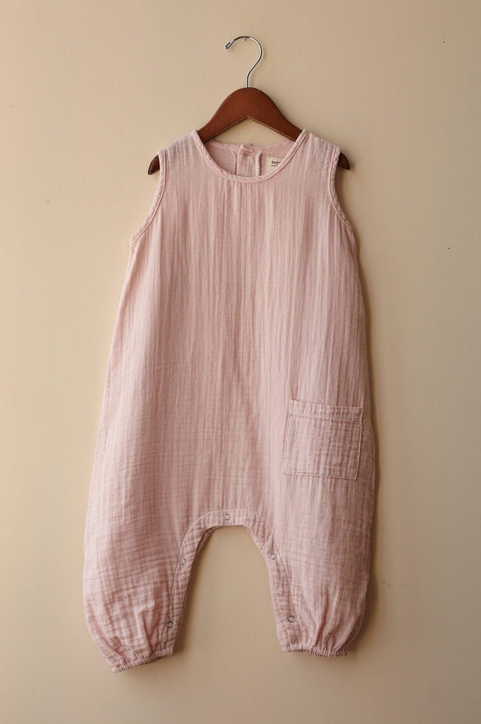 boy+girl baby jumper cotton candy