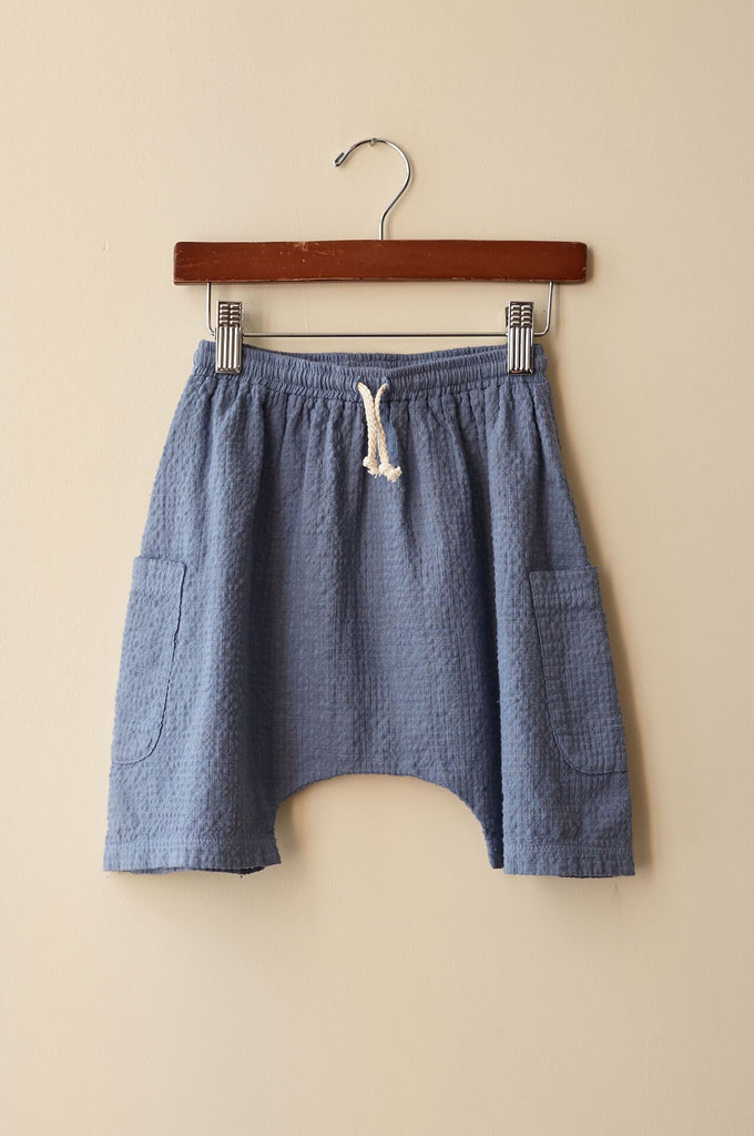 boy+girl basketball shorts slate