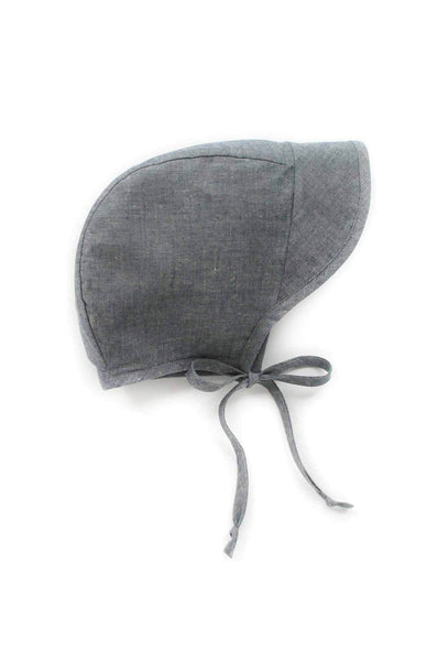 BONNET BRIMMED CHAMBRAY