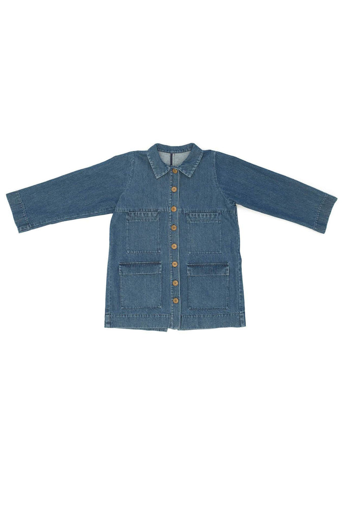 Ilana Kohn MABEL JACKET DENIM