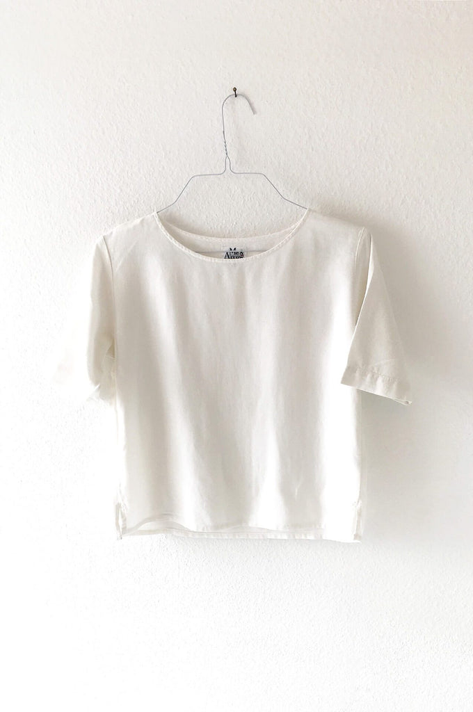 BASIC TOP WHITE
