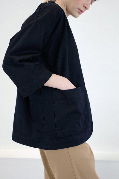 Micaela Greg BLACK SAC JACKET