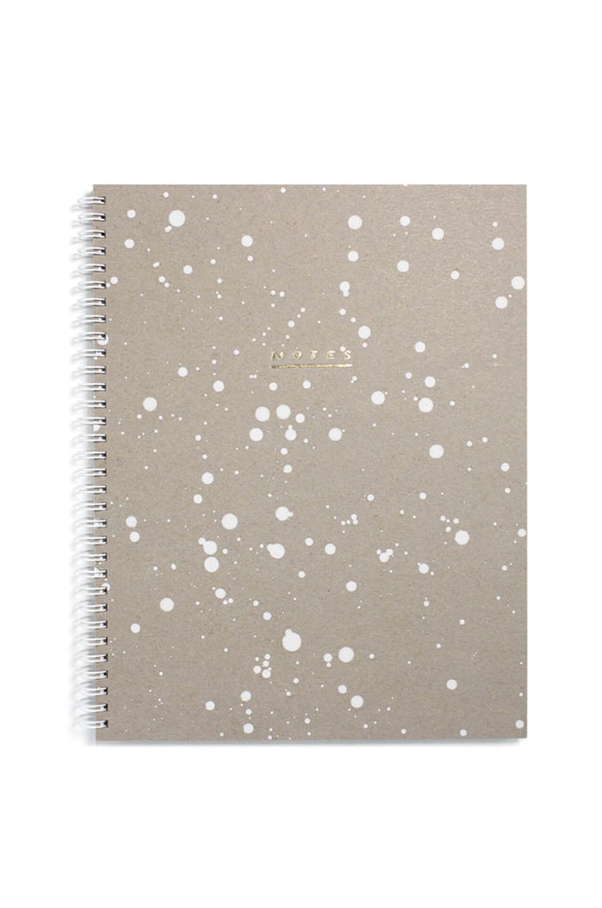 MOGLEA PAINTED SKETCHBOOK PEARL DRIP