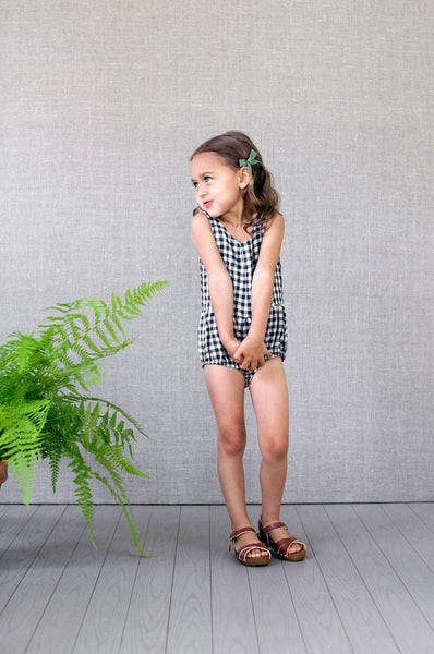 Soor Ploom LOIS PLAYSUIT Gingham