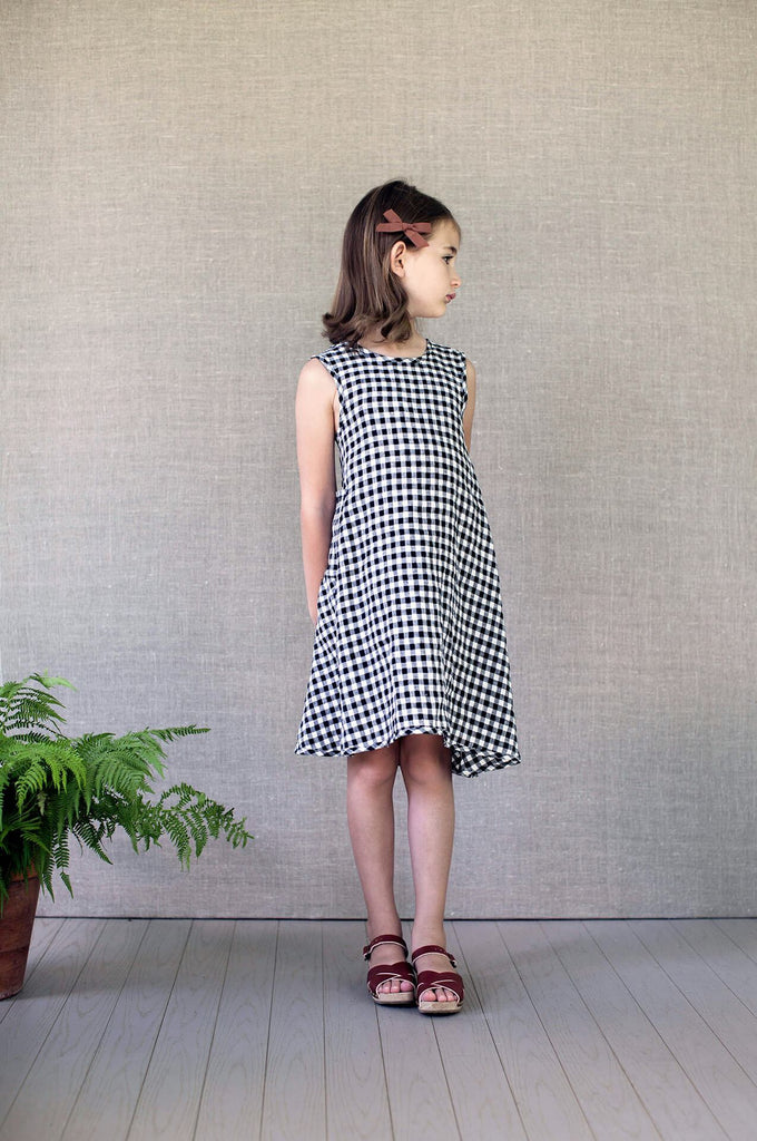 Soor Ploom WILLOW DRESS Gingham