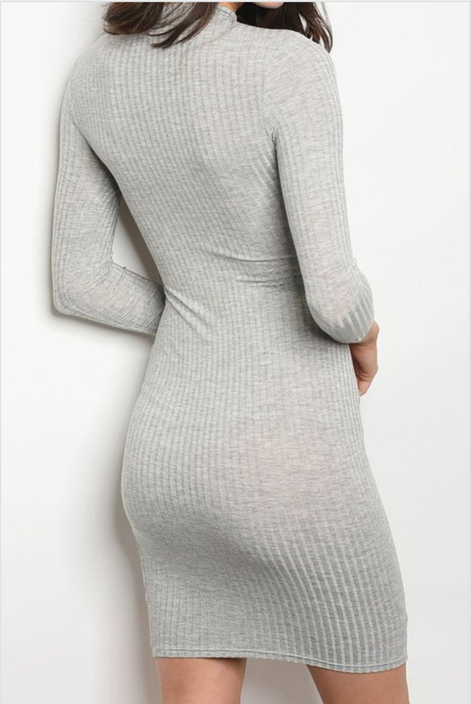 Sexy Fitted Bodycon Dress