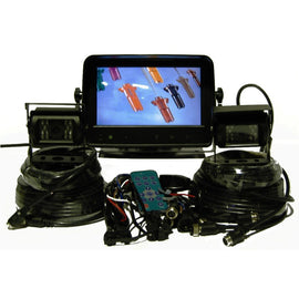 7 inch Dash Cam Kit