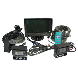 7 inch Quad Cam Kit