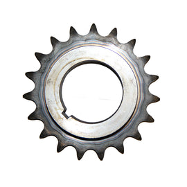 Sprocket - 19 Tooth x 75mm (To suit 75mm standard shaft)