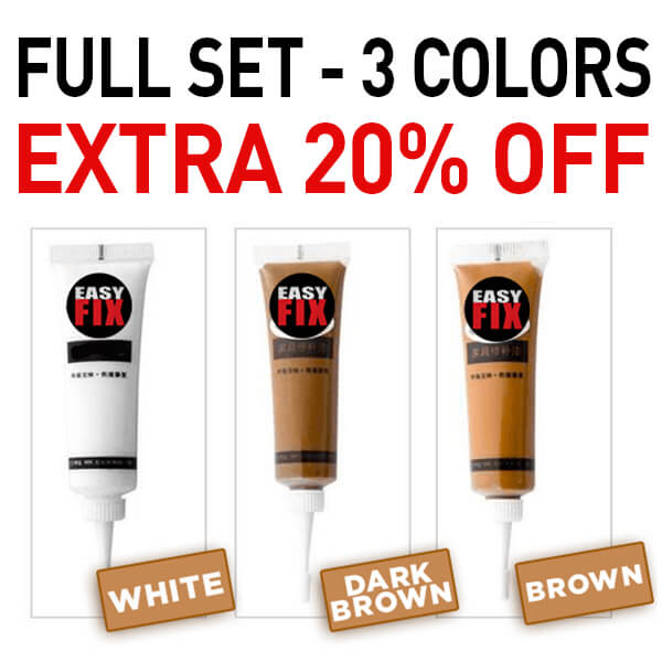 Easy Fix Magic Wood Scratch Concealer (BUY 2 FREE 1, BUY 3 FREE 2)