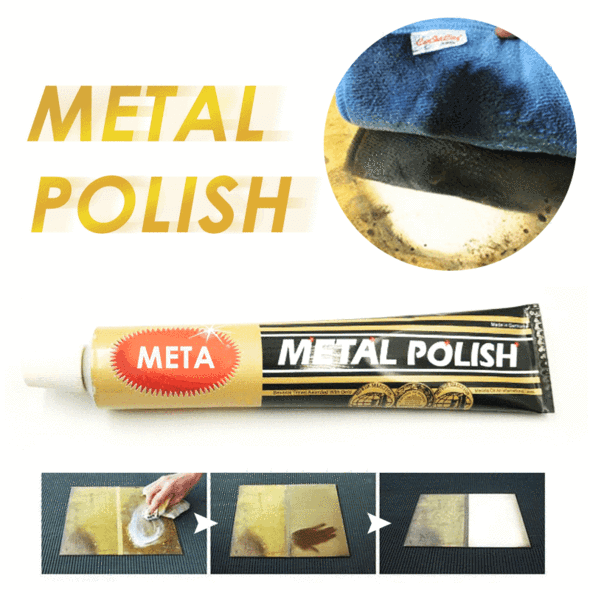 Signature Metal Polish Paste (Formulated In Germany)