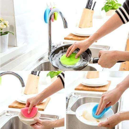 Magical Cleaning Sponge