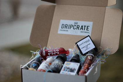 DRIPCRATE #VAPEMAIL