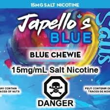 Japello's Blu Salts - Blue Chewie