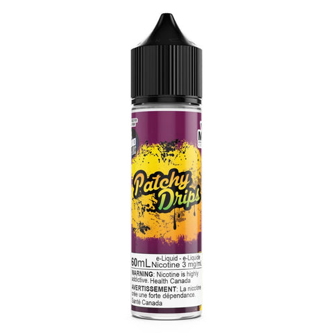 Mind Blown Vape - Patchy Drips