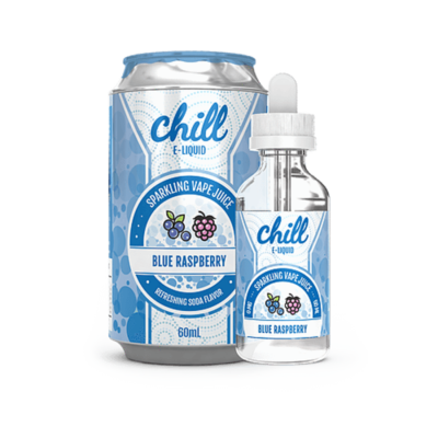Chill E-Liquids Salts - Blue Raspberry