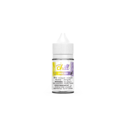 Chill Twisted Salts - Lemon Grape