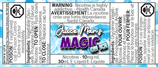 Juice Mang Salts - Magic on Ice
