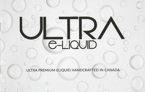 Ultra Liquids - Watermelon Lime Twist