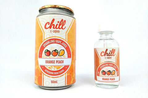 Chill E-Liquids Salts - Orange Peach