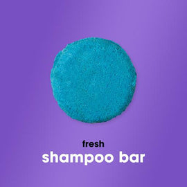 Fresh Anti-Dandruff Shampoo Bar With Tin Can
