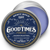 Good Times Men Heavy Hold Pomade - HairFood Co. Worldwide