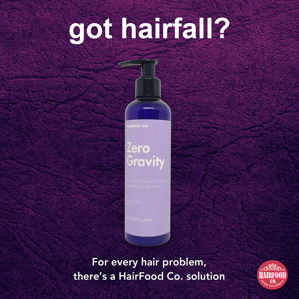HairFood Co. Zero Gravity Conditioner (Anti-Hair Fall) - HairFood Co. Worldwide