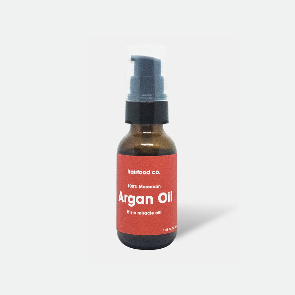 HairFood Co. 100% Argan Oil 30mL