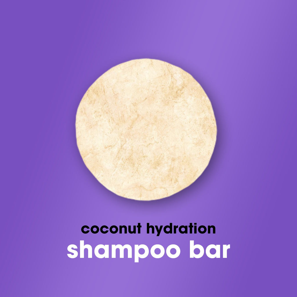 Shampoo Bar with Coconut Milk 70g - HairFood Co. Worldwide