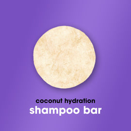 Shampoo Bar with Coconut Milk with Tin Can