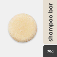 Shampoo Bar with Coconut Milk 70g