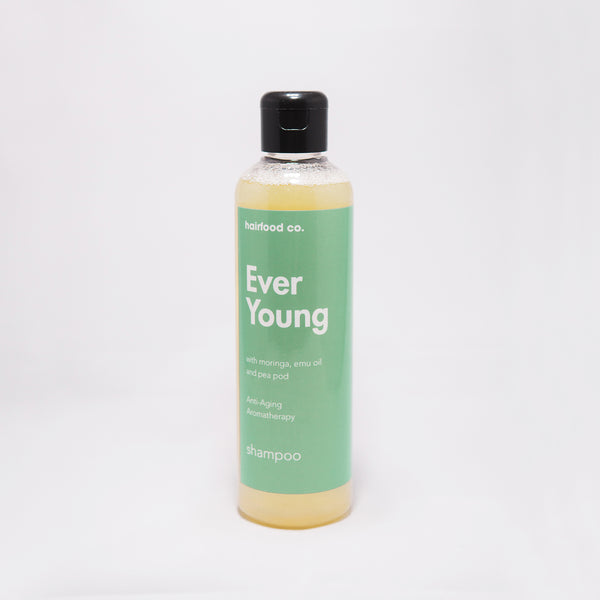 HairFood Co. Ever Young Shampoo (Anti-Gray Hair)