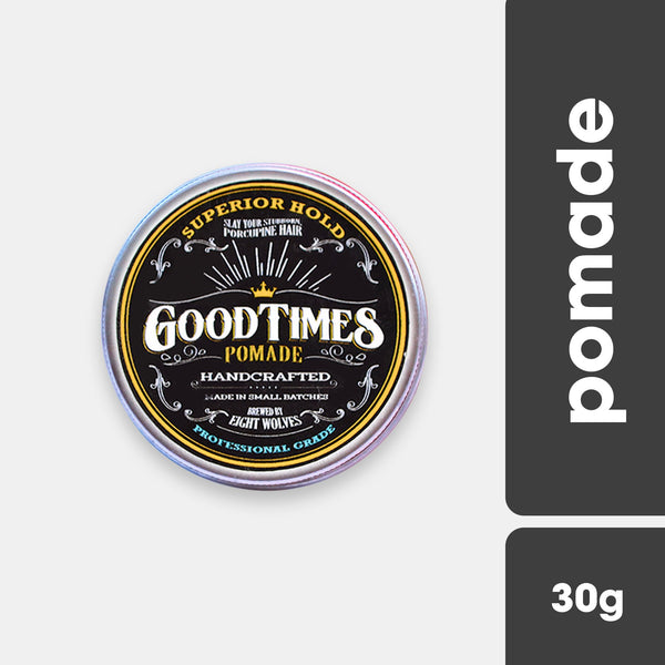 superior pomade goodtimes men