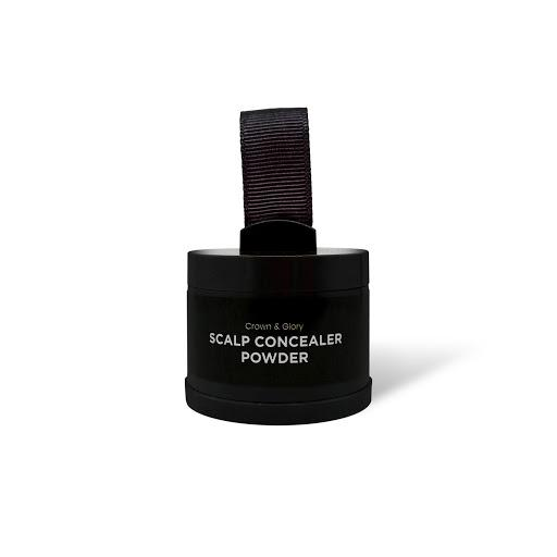 Crown & Glory Fiber Daddy Scalp Concealer Powder - HairFood Co. Worldwide