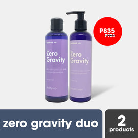 HairFood Co. Zero Gravity Duo (Anti-Hairfall) - HairFood Co. Worldwide