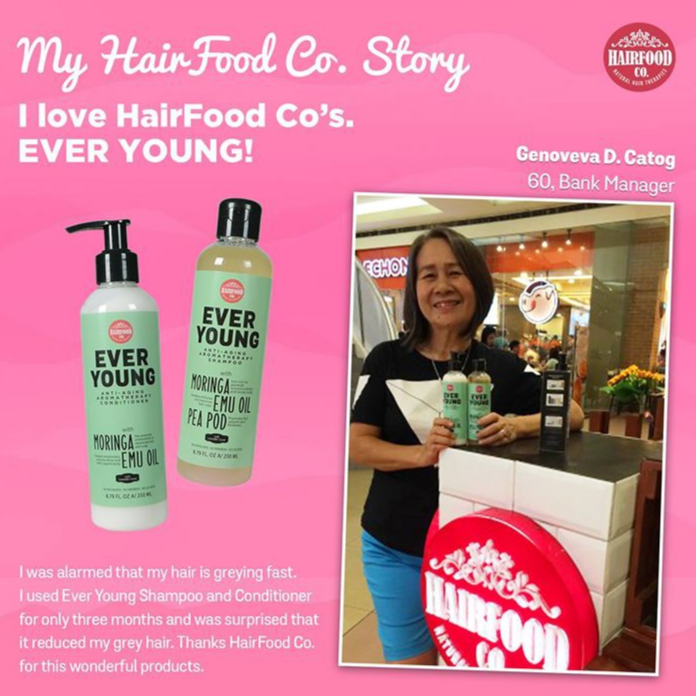 HairFood Co. Ever Young Duo - HairFood Co. Worldwide