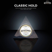Good Times Classic Hold Pomade - HairFood Co. Worldwide