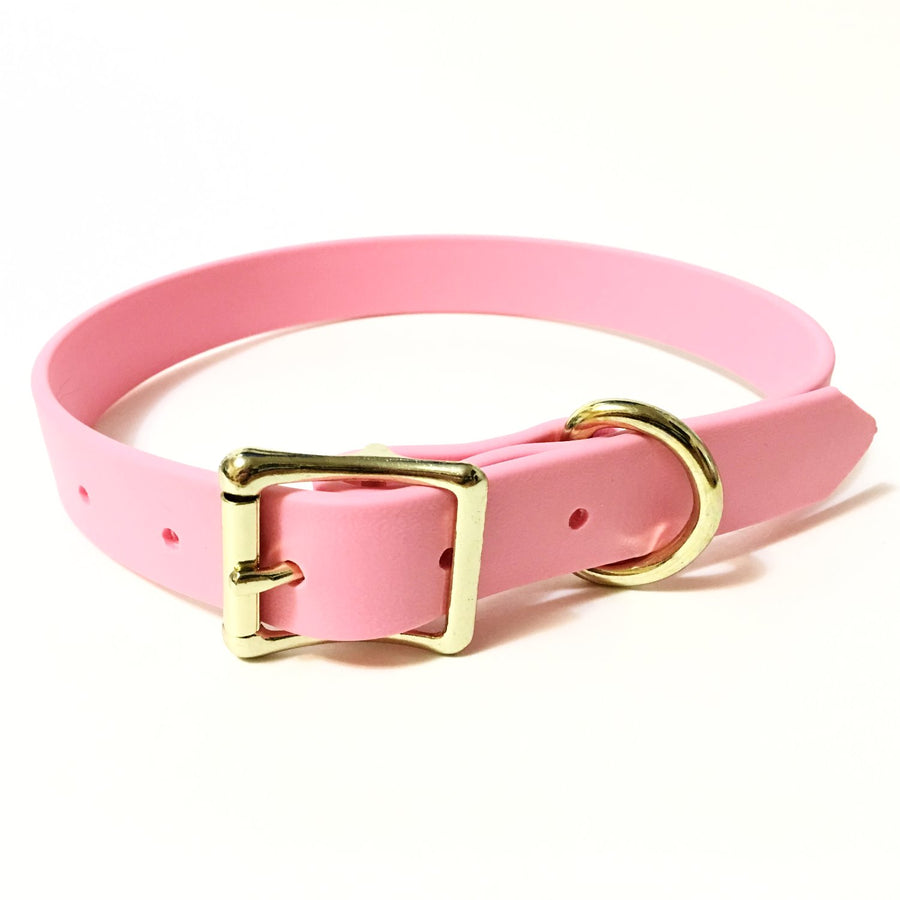 Baby Pink Proof Collar