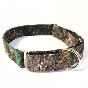 Camo Martingale Collar - N.G. Collars