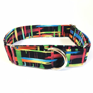 The 90's Called Martingale Collar - Large - N.G. Collars