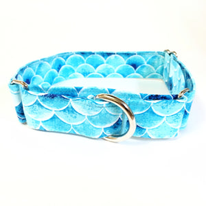 Mermaid Martingale Collar - Small - N.G. Collars