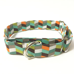 Autumn Martingale Collar - N.G. Collars