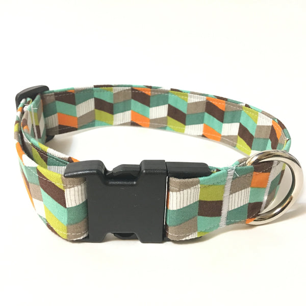 Autumn Buckle Collar - N.G. Collars