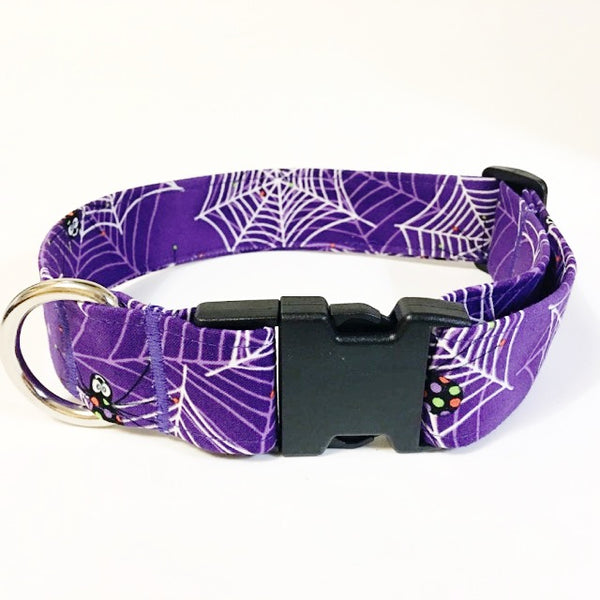 Spidey Sense Buckle Collar - Small - N.G. Collars