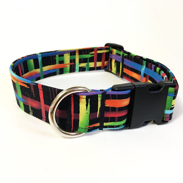 The 90's Called Buckle Collar - Large - N.G. Collars