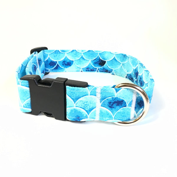 Mermaid Buckle Collar - N.G. Collars