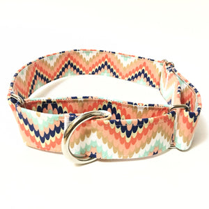 Honey Martingale Collar - N.G. Collars